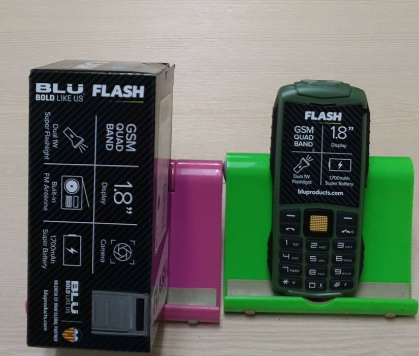 "Blu Flash 2"" Mobile Phone"