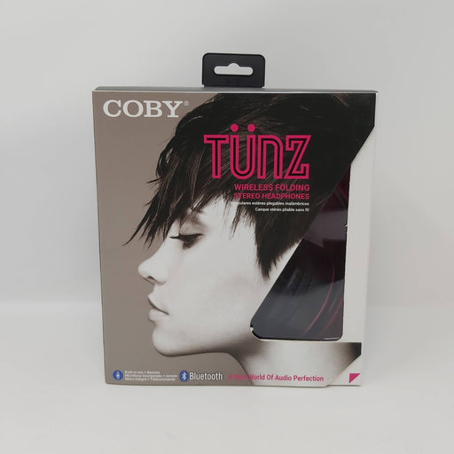 Coby Bluetooth Wireless Headphones