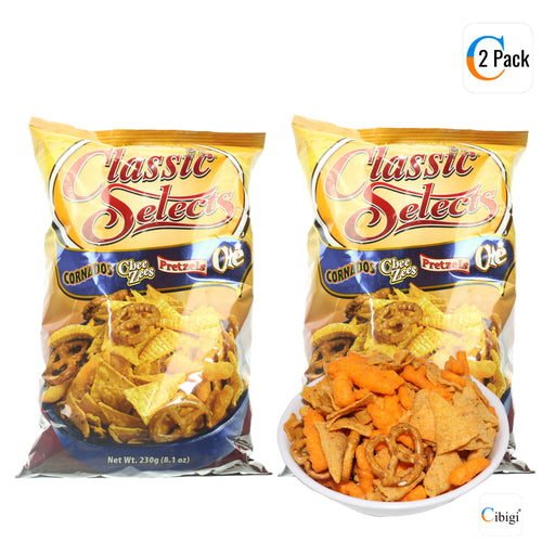 Classic Selects, Family Pack 230g