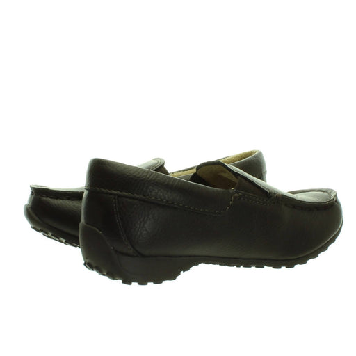 BOYS BLACK SHOES (Size 6) - Cibigi