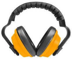 INGCO HEM01 Ear Muffs, Professional Adjustable - Cibigi