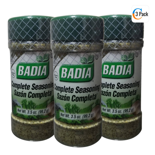 Badia Complete Seasoning- 99.2g Bottle