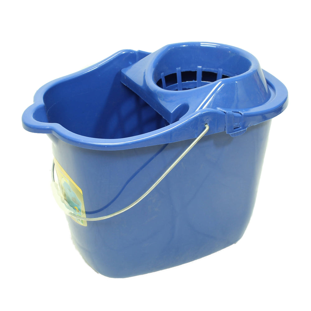 Blue mop bucket - Cibigi