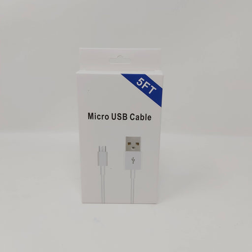Micro USB Cable 5 ft