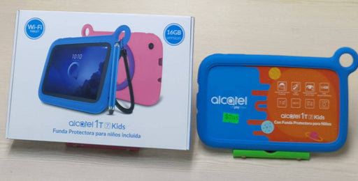 "Alcatel 1T7 Kids Tablet, 7"", WIFI, Android Oreo 8.1"
