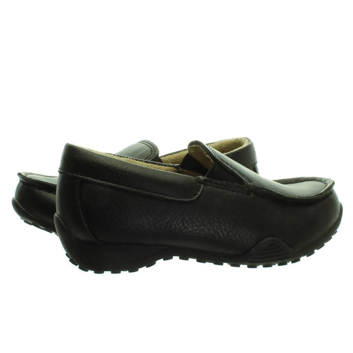 BOYS BLACK SHOES - Cibigi