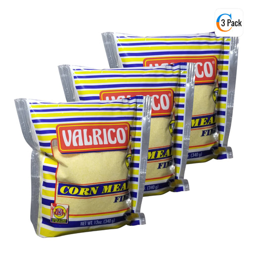 VALRICO Cornmeal- 340g Packet