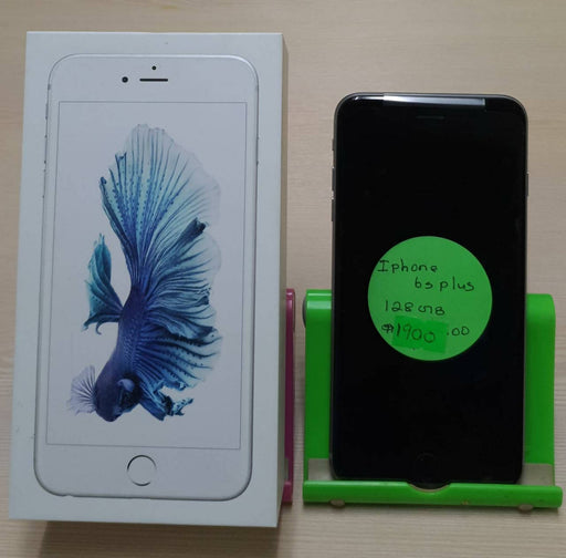 Apple Iphone 6s Plus, GSM/HSPA/LTE, Main 12+5MP Selfie Camera,128GB