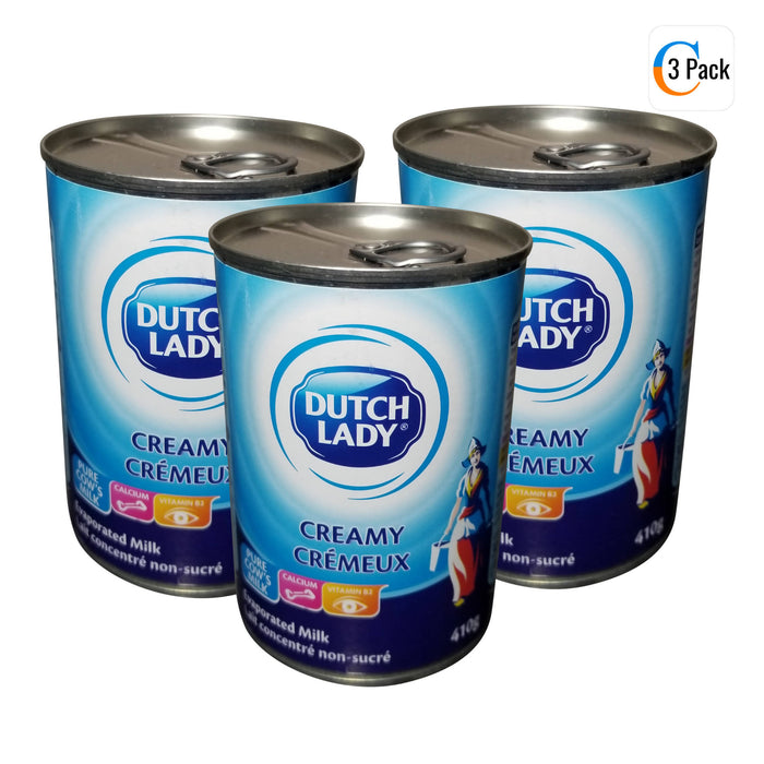 Dutch Lady Canned Milk - 410g Can