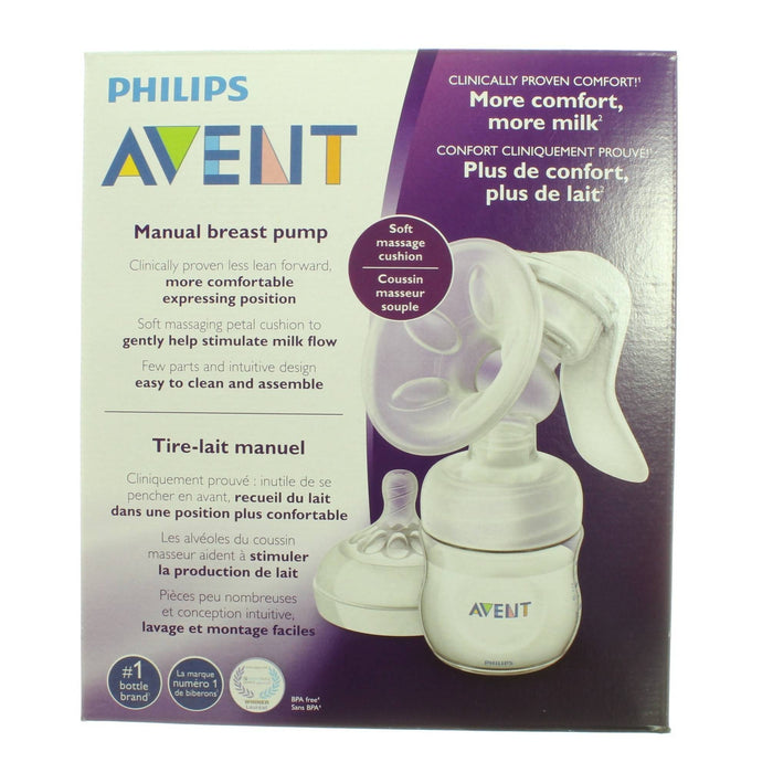 MANUAL BREAST PUMP - Cibigi