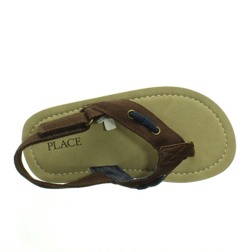 BROWN SANDALS (Size 10-11) - Cibigi