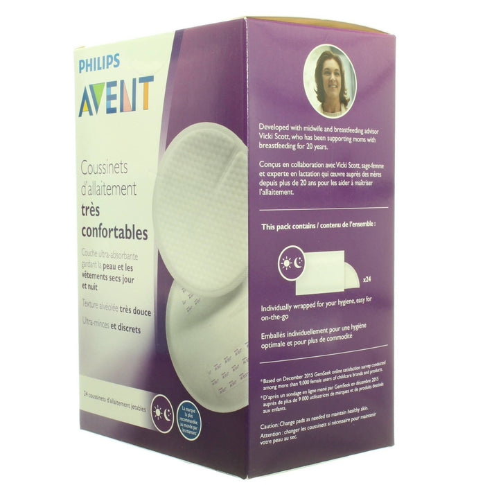 MAXIMUM COMFORT BREAST PADS - Cibigi