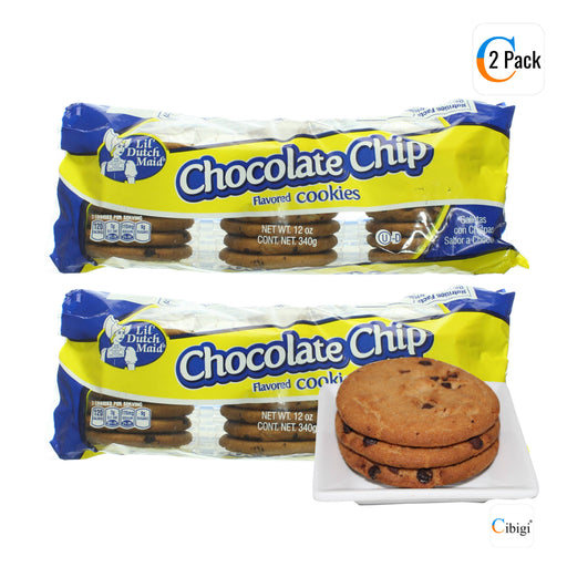 Chocolate Chip Flavoured Cookies 12oz