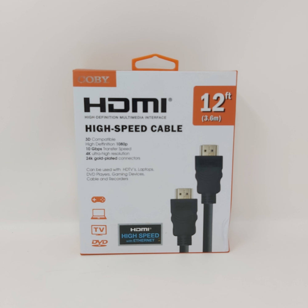 12ft HDMI High Speed Cable