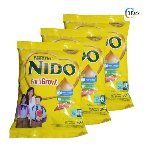 NIDO Fortified Grow Milk - 360g