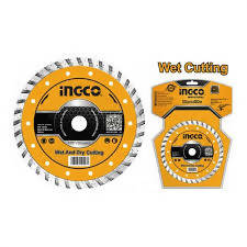 INGCO ultrathin Diamond Disk Coast (Wet and dry cutting) - Cibigi