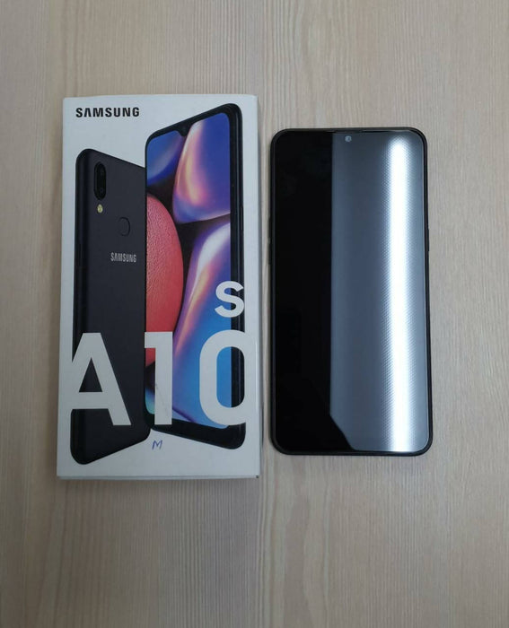 Samsung A10s, 4G LTE GSM, Android 9.0 (Pie) SM-A107M, Dual Sim, Dual 13MP & 2MP Camera + 8MP Front Cameras, 32GB