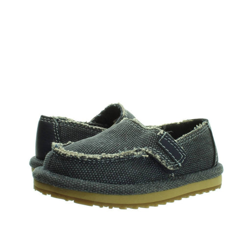 BLUE DENIM SHOES (Size 4) - Cibigi
