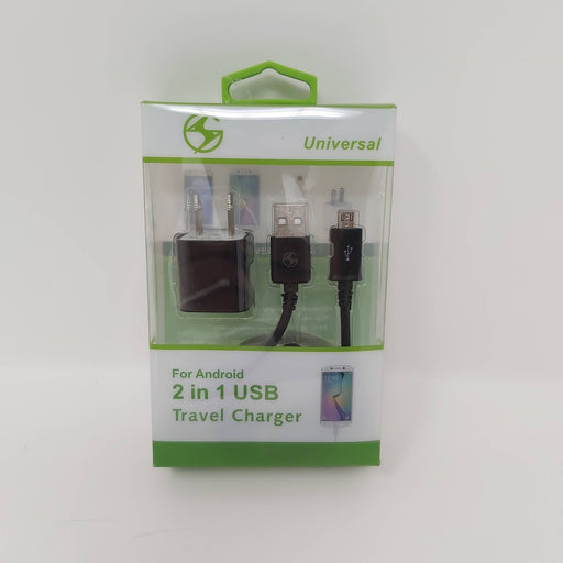 Universal USB Android Travel Charger