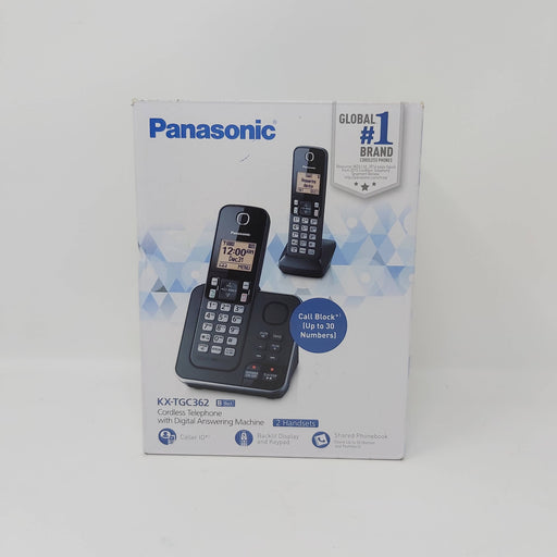 Panasonic Cordless Phone with Answering machine