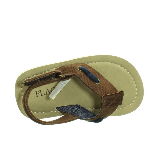 LIGHT BROWN SANDALS (Size 6-7) - Cibigi
