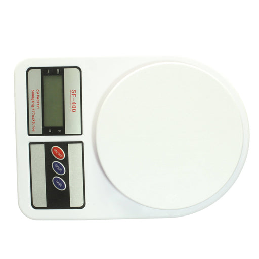 Electronic Kitchen Scale, LCD Display - Cibigi