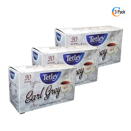 TETLEY Tea Bags- 40g Box