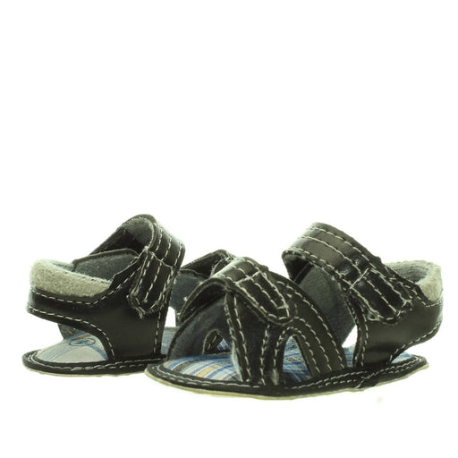 BABY BOYS VELCRO SANDALS (Size 1)