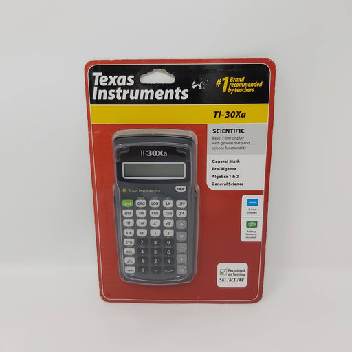 Texas Instrument Scientific Calculator