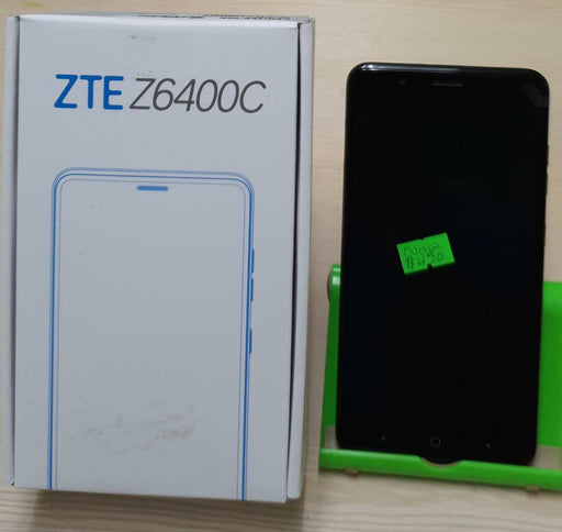 "ZTE Blade X2 MAX (Z6400C), 6"" HD Display, 4GLTE/GSM, Dual Rear Camera, 32GB"