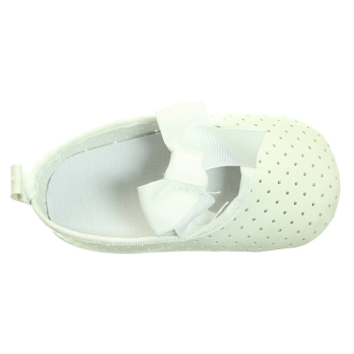 BABY GIRLS WHITE SHOES - Cibigi