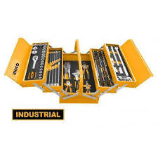 INGCO Large Tool Box (59 pcs) - Cibigi