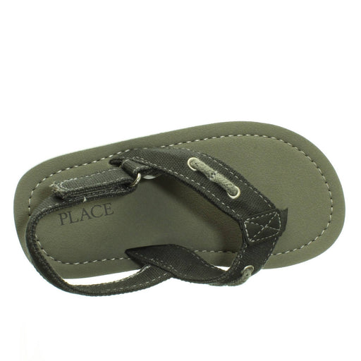 GREY BOYS SANDALS (Size 10-11) - Cibigi