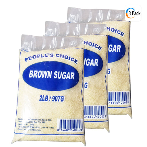 People's Choice Brown Sugar - 2lbs