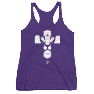 For the Kingdom (Women's Racerback) by Nick Ahmed