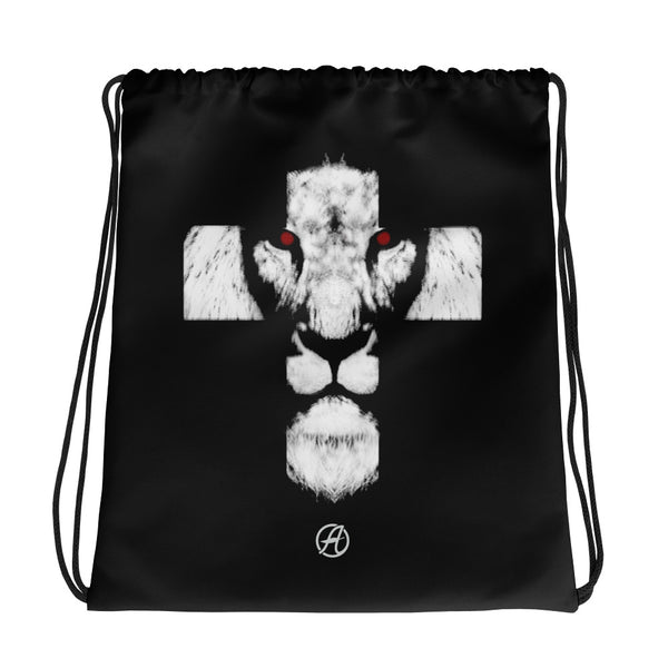 For the Kingdom (Drawstring Bag) by Nick Ahmed