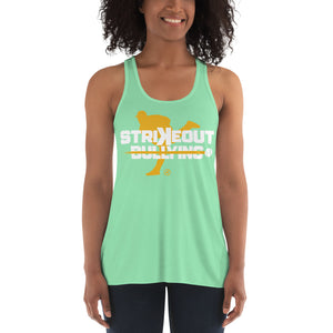 Strikeout Bullying Women's Tank by Liam Hendriks