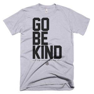 Go Be Kind (Adult) by Leon Logothetis