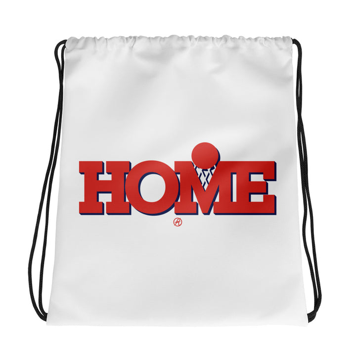 Home Drawstring Bag by Larry Nance Jr
