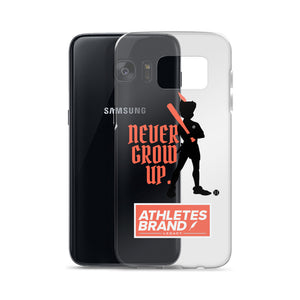 Never Grow Up (Samsung Case)