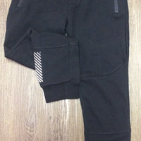 Offset black sweat pant boys
