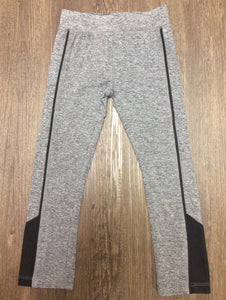 Offset grey legging girls
