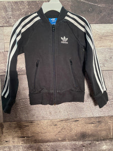 Adidas zip up jacket size 3/4 gently used