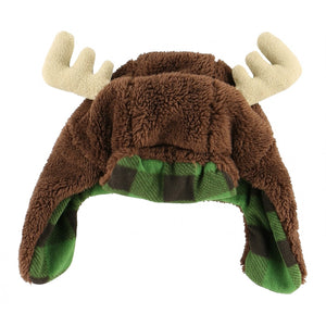 Lazy one critter cap moose