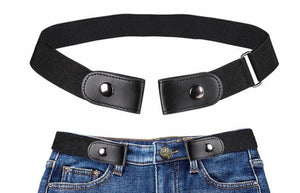 Canvas Buckle Free Belt