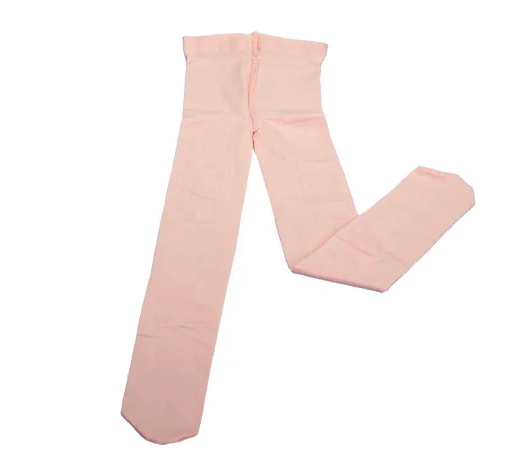 kids full foot tights