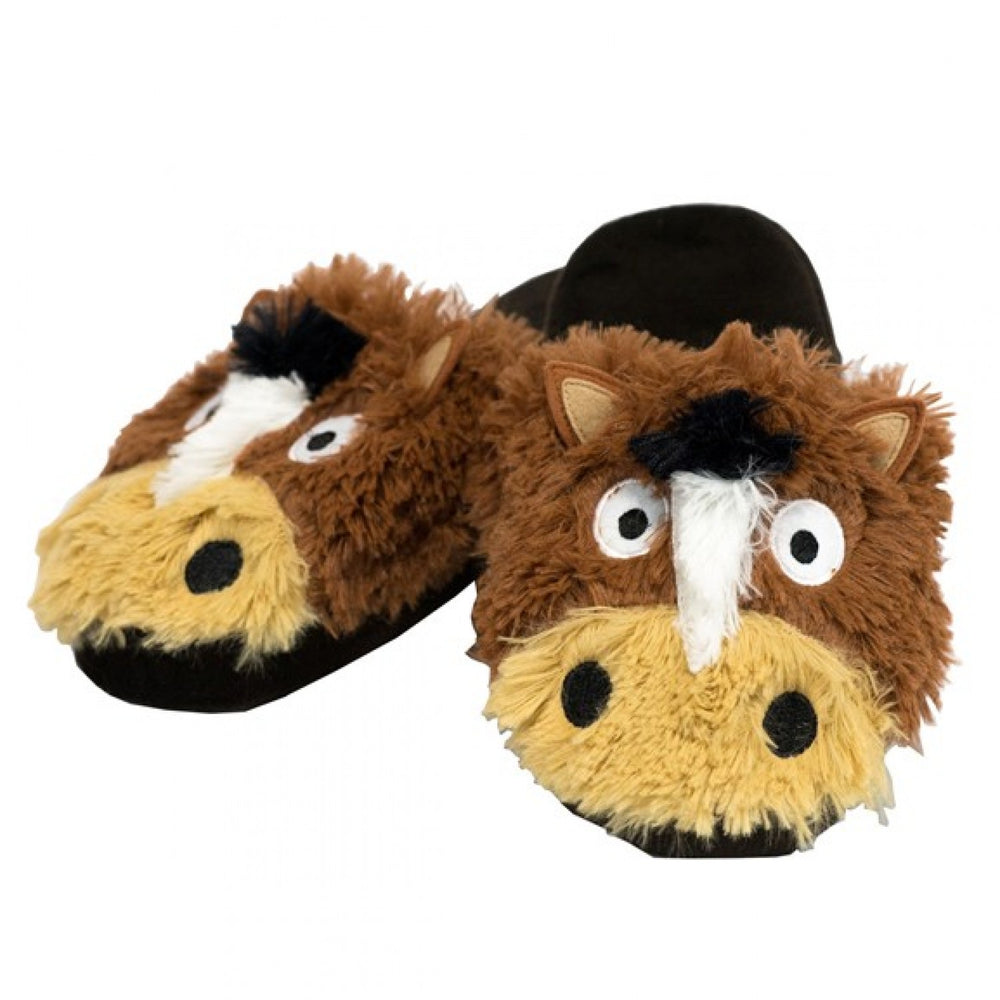 Lazy one critter slipper - horse slider