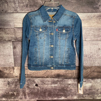 Levis's nirvana denim jacket