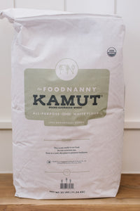 25lb Bag White Kamut Subscription