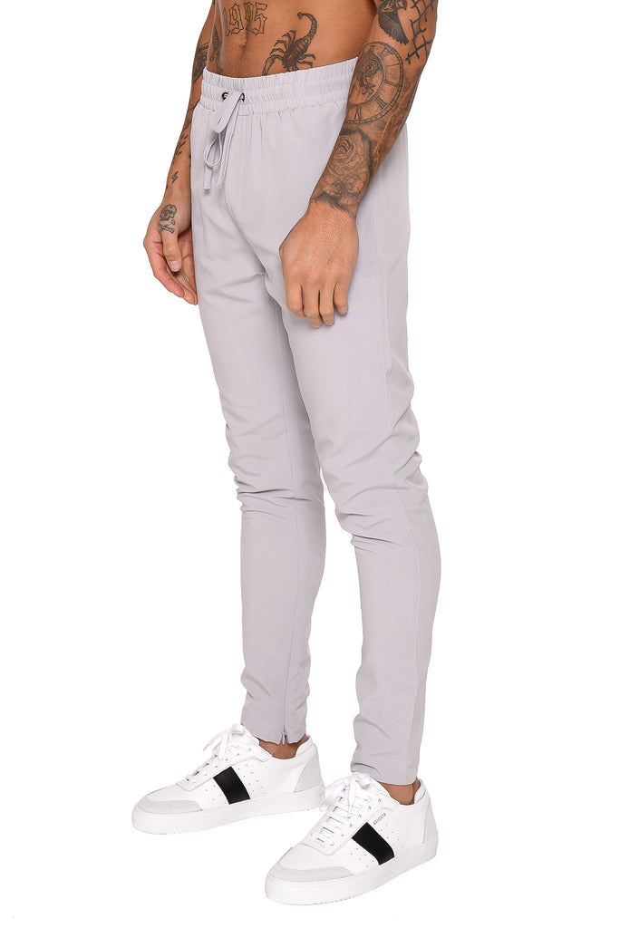 Grey Tech Pants